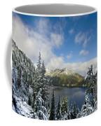 Snow Lake Vista Coffee Mug