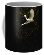 Snowy Egret, Florida Coffee Mug