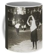 Softball Game Coffee Mug