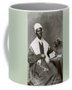 Sojourner Truth, African-american Coffee Mug by Photo Researchers