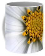 Sonata Cosmos White Coffee Mug
