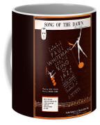 Song Of The Dawn Coffee Mug