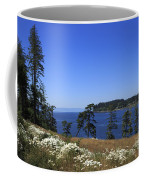 Sooke Harbour And The Strait Of Juan De Fuca Coffee Mug