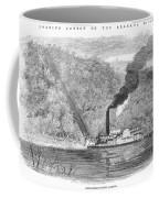 South: Cotton, 1861 Coffee Mug
