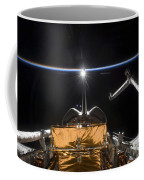 Space Shuttle Atlantis Payload Bay Coffee Mug