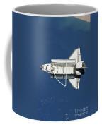Space Shuttle Discovery Coffee Mug
