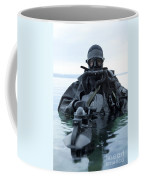 Special Operations Forces Combat Diver Coffee Mug