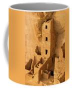 Square Tower Evening Coffee Mug