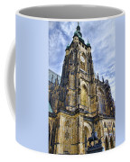 St Vitus Cathedral - Prague Coffee Mug