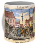 Stamp Act: Protest, 1765 Coffee Mug