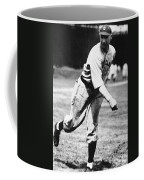 Stan Coveleski (1889-1984) Coffee Mug