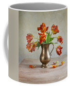 Still Life With Tulips Coffee Mug