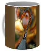 Stinger Of The Cicada Killer Wasp Coffee Mug