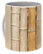 Straight Bamboo Poles Coffee Mug by Yali Shi