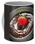 Strawberry Dipped In Chocolate Coffee Mug