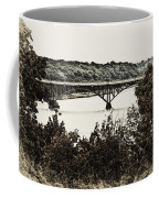 Strawberry Mansion Bridge From Laurel Hill Coffee Mug