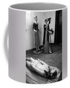 Stripped Saints Coffee Mug by Gaspar Avila