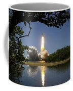 Sts-121 Launch Coffee Mug
