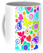 Summer Fun Coffee Mug by Louisa Knight