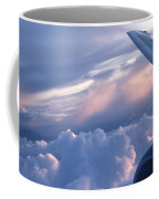 Sunrise Over The Wing Coffee Mug