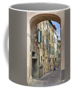 Taggia In Liguria Coffee Mug