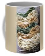 Tagliolini Pasta Coffee Mug
