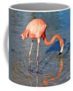 Taking A Drink Coffee Mug