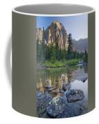 Taylor Lake, Banff National Park Coffee Mug