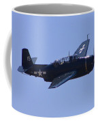 Tbd Avenger Coffee Mug by Tommy Anderson