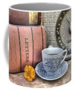 Tea Time Coffee Mug by Jane Linders