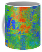 Tectonic Shift Coffee Mug