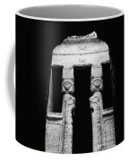 Temple Of Hathor Coffee Mug by Photo Researchers, Inc.
