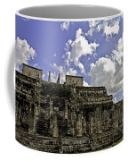 Temple Of The Warriors Coffee Mug