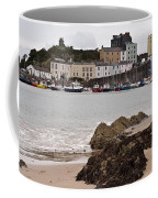Tenby Harbour From North Beach Coffee Mug