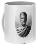 Thales, Ancient Greek Philosopher Coffee Mug by Photo Researchers, Inc.