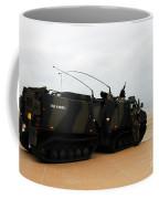 The Bandvagn Bvs10 Viking Used Coffee Mug