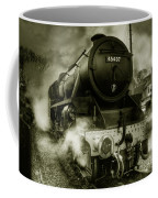 The Black Five Coffee Mug