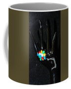 The Black Hand Coffee Mug