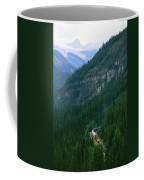 The Canada Pacific Train Travels Coffee Mug