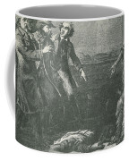 The Capture Of Margaret Garner Coffee Mug by Photo Researchers