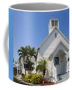 The Community Chapel Of Melbourne Beach Florida Coffee Mug