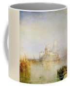 The Dogana And Santa Maria Della Salute Venice Coffee Mug