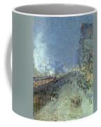 The El Coffee Mug by Childe Hassam