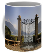 The Gateway To Lago Di Lugano Coffee Mug