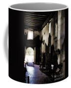 The Ghostly Nave Coffee Mug