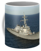 The Guided-missile Destroyer Uss Laboon Coffee Mug