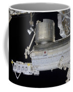 The Japanese Experiment Module Kibo Coffee Mug