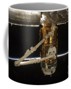 The Japanese H-ii Transfer Vehicle Coffee Mug