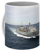 The Military Sealift Command Fast Coffee Mug