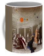 The New Planetarium In Paris, 1880 Coffee Mug